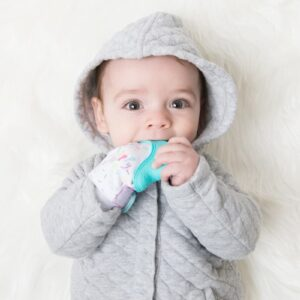Teething Mitten for babies